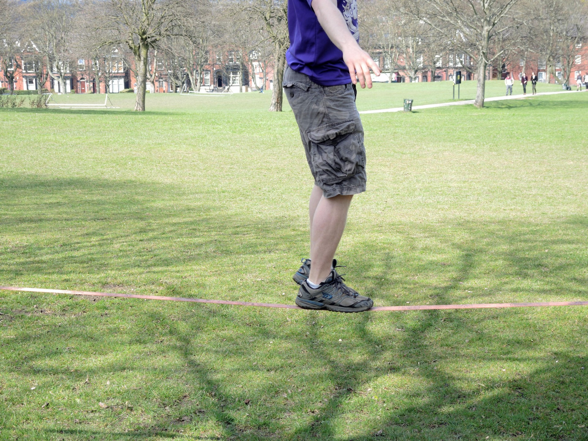 Image of Tightrope Walker
